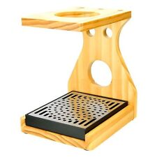 Tiamo– Wooden* Coffee Drip Station Pour-Over/Filter/Drip Coffee Stand (Original)
