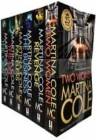 Martina Cole Series 2 Collection 6 Books Set Two Women, Revenge, Graft, Family