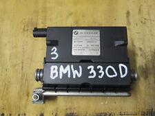 BMW E46 330D sport saloon 04  PRE HEATER WATER FLOW ELECTRIC HEATER