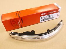 New Genuine Kia Rio LH Mirror Indicator Side Repeater Led Lamp Light 876141W000
