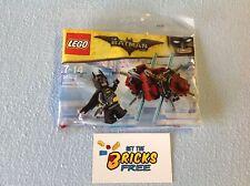 Lego Super Heroes Polybag 30522 Batman in the Phantom ZoneNew/Sealed/Retired/H2F