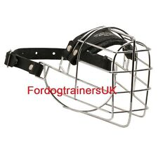 Buy Dalmatian Training Dog Muzzle | Male Dalmatian Size Dog Muzzles for Sale UK