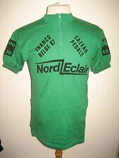 Circuit Franco-Belge worn by SCHURER jersey shirt cycling wielrennen size XL