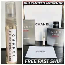 Chanel Allure Homme Sport Eau Extreme Sample