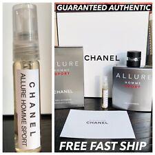 Chanel Allure Homme Sport Eau Extreme Sample