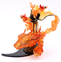 Anime Naruto Shippuden Kyuubi Uzumaki Naruto PVC Action Figure Figurine Toy Gift