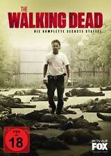 6 DVDs * THE WALKING DEAD - SEASON / STAFFEL 6 uncut # NEU OVP WVG