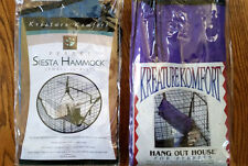 CADDIS Kreature Komfort Hang Out House Hammock Ferrets Hamsters Rats Squirrels