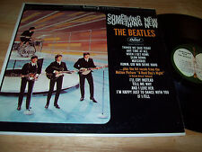 """The Beatles NEAR MINT 12"""" LP Something New STEREO Apple ST 2108 I'll Cry Instead"""