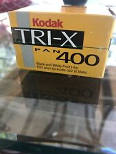 One  rolls of Expired Kodak Tri-X Pan 400 Black and White Film 35mm EXP 2004