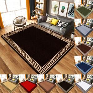 Non Slip Extra Large Rugs Hallway Runner Living Room Bedroom Kitchen Floor Mat