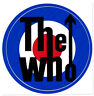 THE WHO VINYL STICKER PINBALL WIZARD MOD UK ENGLISH ROCK POP ART QUADROPHENIA