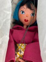 Vintage Pelham Puppet Made In England JC Mother