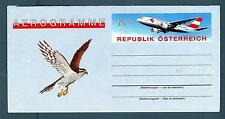 AUSTRIA - 1992 - AEROGRAMMA - 12 c - Aereo passeggeri austriaco