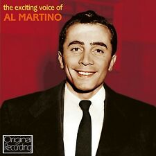 AL MARTINO - THE EXCITING VOICE OF  CD NEW+