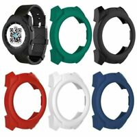 Colorful Silicone Case Cover Protector Frame Shell for TicWatch Pro Smart Watch