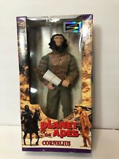 """Planet of the Apes Cornelius 12"""" Collector Figure 1998 Kenner/ Hasbro New In Box"""