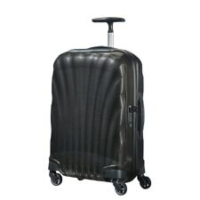 "Samsonite Cosmolite 3.0 20"" BLACK Carry on Spinner Luggage 4-wheeled 80407-1041"