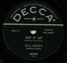 BILL HALEY (Rip It Up / Teenager's Mother) ROCK  78 RPM  RECORD