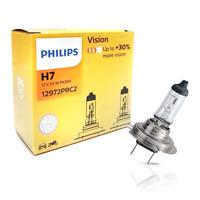 Philips H7 12V 55W PX26d Vision bis zu mehr Licht +30% 2st. NEU 12972PRC2