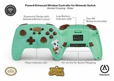 PowerA Wireless Controller for Nintendo Switch - Animal Crossing: K.K. Slider