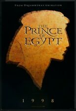 "PRINCE OF EGYPT - 27""x40"" D/S Original Movie Poster One Sheet 1998 Moses"