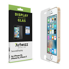 ARTWIZZ SecondDisplay Schutzglas für [iPhone 5C] 9H Glas Displayschutz B-Ware
