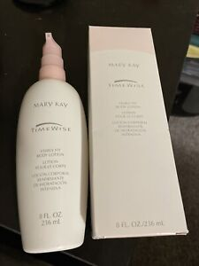 MARY KAY TIMEWISE VISIBLY FIT BODY LOTION 8 oz  NEW