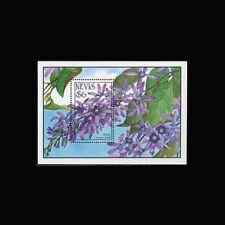 Nevis, Sc #793, MNH, 1993, S/S, Flora, Flowers, plants, A1IDDcx