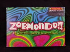 Zobmondo Card Game Hasbro Adult What Would You Do? Outrageous Bizarre Choices