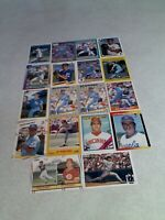 *****Jeff Montgomery*****  Lot of 50 cards.....42 DIFFERENT