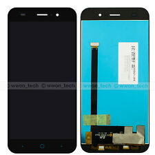 """5"""" Black ZTE Blade V6 LCD Display Touch Digitizer Screen Assembly"""