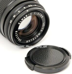 LEICA E39 Summicron 2/50 Tele-ELMAR SUMMARON Elmar-M etc fit 39mm Front Lens Cap