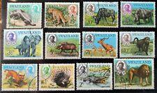 Swaziland – 1969 Wildlife Set to 25c – Superb Used – (Se1-E)