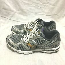 MIZUNO WAVE RIDER 13 RUNNING SHOES / MULTI COLOR ( SIZE 8 ) WOMEN'S