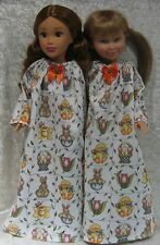 HOPSCOTCH HILL & Teen Trends Doll Clothes #23 Easter P.J's, NIGHTGOWN