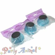 Culpitt Metallic Foil CUPCAKE CASES - High Quality Greaseproof Bun/Muffin/Baking