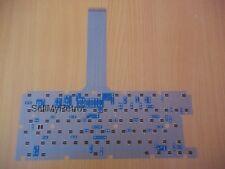 * Nuevo * Emulator software Commodore Amiga A600 Azul membranas De Teclado