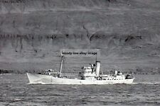 rp14591 - Royal Navy Trawler - HMS Ayrshire , built 1934 - photo 6x4