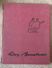 Vintage Ludwig Bemelmans The Best of Times Simon & Schuster Illustrations 1948