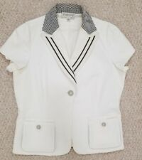 St John Sport Jacket Women's Small Blazer Spring 2006 Group 3 Suit classic used