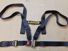 Stryker Stretcher cot Shoulder Harness 4 Point Straps Restraints Ferno Rugged