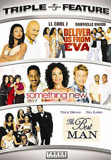 NEW - Deliver Us From Eva / Something New / The Best Man (Triple Feature)