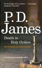 Death in Holy Orders by P. D. James (Paperback) NEW BOOK