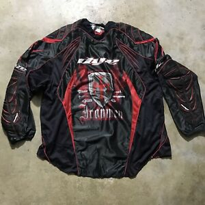 DYE Ironman 2008 Pro Paintball Jersey Collectible