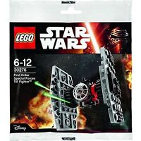 LEGO Star Wars Tie Fighter First Order Polybag Force Awakens Brand New Sealed