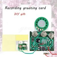 30s 0.5W Light Sensor Recordable Module Music Sound Chip Board for Greeting Card
