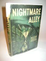 NIGHTMARE ALLEY William Lindsay Gresham NOIR Film 1st Edition Mystery Crime 1946