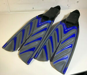 Scuba Pro Twin Speed Divers Flippers Size S-M 40-1~ UK Size 6-7