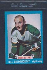 1973/74 Topps #062 Bill Goldsworthy North Stars NM *195